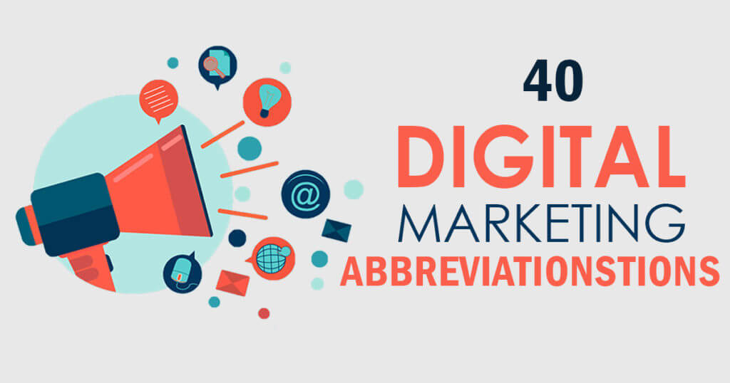 Digital Marketing abbreviations